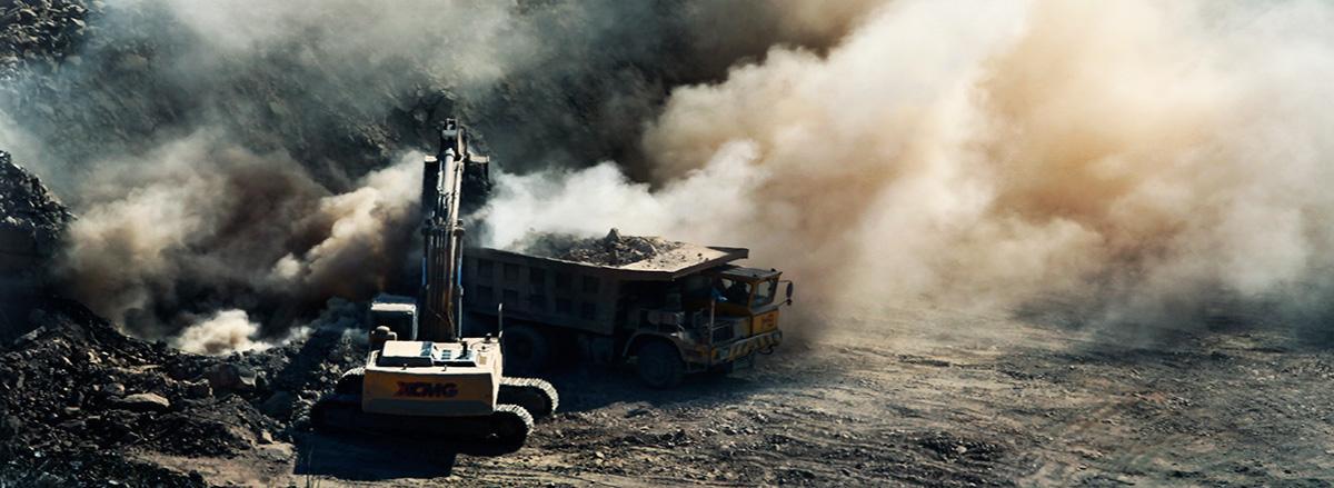 矿山开采行业彩涂板应用案例