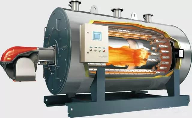 锅炉保温配套彩涂板应用案例