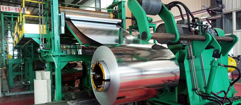 批发热镀铝锌钢板,找阿米纳彩涂板厂家