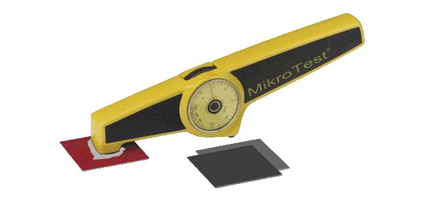 彩涂板锌层测量方法