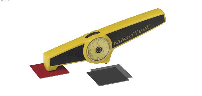 彩涂板涂层测量方法
