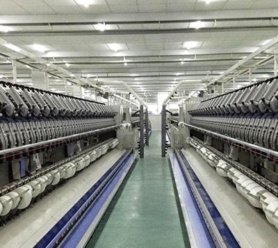 纺织&电子车间彩涂板科学选材标准