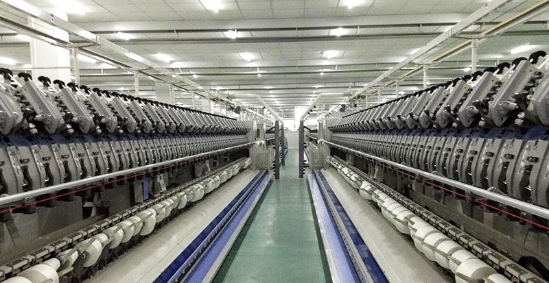 纺织&电子车间彩涂板应用方案