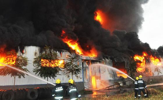 彩钢钢结构建筑在消防安全中有哪些隐患,应该如何预防和补救?