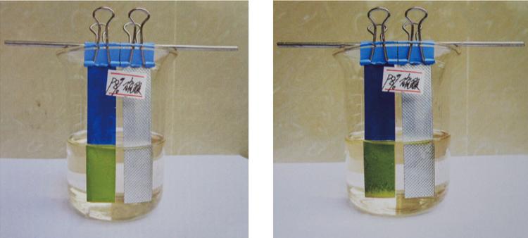 纳米隔热防腐板耐酸碱对比